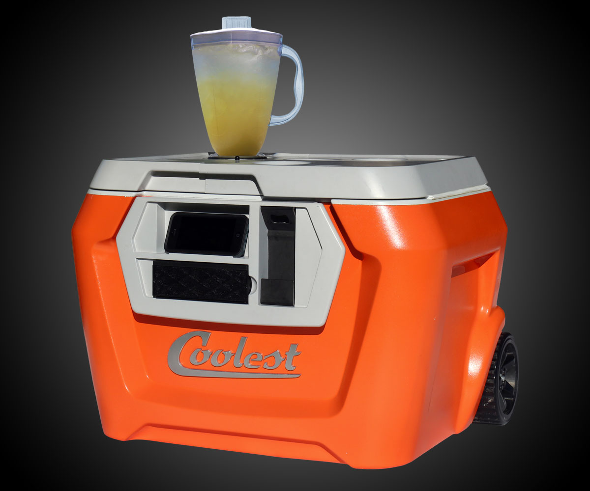 the coolest cooler a success for portland
